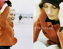 Ann Taylor Advertising Campaign
