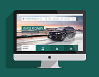 Vehicle Website Design