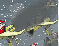 Santa Claus Flyer