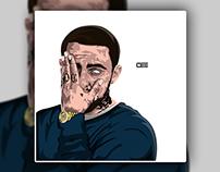 Cee Arts // Mac Miller // ''Most Dope'' // Art Piece