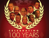 Kappa Alpha Psi Fraternity, Inc. Centennial  Marketing