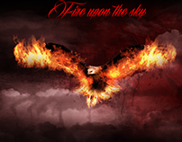 Fire upon the sky