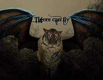Tigers can fly