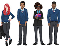 Ricardo Bessa - Oxford University Press Characters