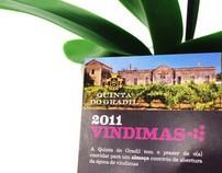 Convite Quinta do Gradil