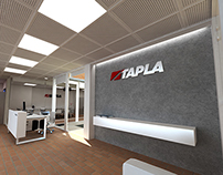 Project decoration Offices Tapla