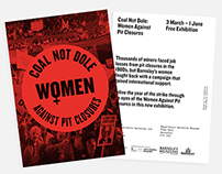 Coal Not Dole: Women Against Pit Closure