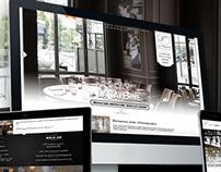 La Taverne - Responsive website