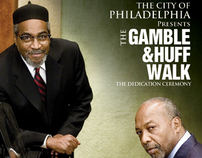 Gamble & Huff Dedication Ceremony