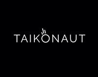 Taikonaut logo design