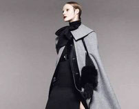 Sportmax Fall Winter 2011 / Photographed by David Sims