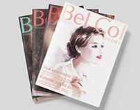 Projeto gráfico e diagramação | Revista Bel Col
