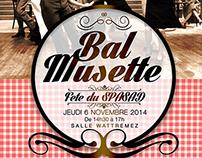 Bal Musette Fête du SPASAD