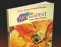 ARToberFEST: Official 2014 Guide Cover