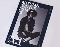 A.T Autumn & Winter 2014-15 Catalogue