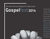 Gospelfest Program