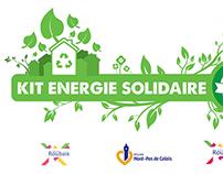 Logo Kit énergie Solidaire