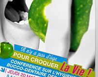 Conférence Hygiène bucco Dentaire