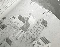 Illustration for frontispiece of Novella