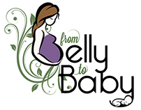 From Belly to Baby Logo Design