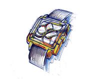Watch Case Design