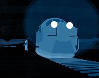 SONY - The Great Train Robbery