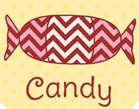 Fall Stitches - Candy Designs