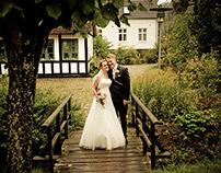Bryllupsfotograf Odder og Aarhus