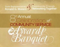 PA State Representative Ronald Waters | Community Award