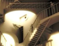 Relatividad de M.C. Escher
