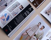 Fashion show catalog | קטלוג בוגרי המחלקה לאופנה, ויצו
