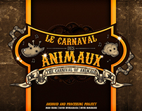 Le Carnaval Des Animaux (Drum Machine Concept)