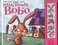 Les petits prouts de Bobo