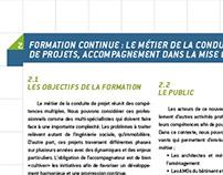 Brochure formation Toits de Choix-Coeptis
