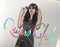 """Quiero Club """"Diez"""" Vinyl"""