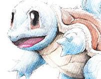 Pokemon - Stationary