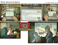 Comic Strip #5: The Status Quo