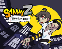 Sammy Z - The Mystery of the zombie kid