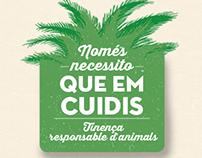 Tinença d'animals de Barcelona / Ajuntament de BCN