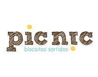 Pic Nic | Biscoitos Sortidos