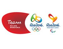 Voluntários Rio 2016 / Volunteers Rio2016