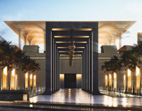 Emaar Competition - Iconic Mosque Design