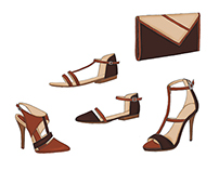 Footwear Design collection 1