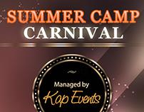 Kap Events Flyer Design