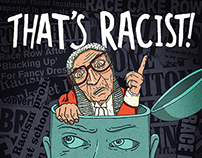 That's Racist! - Book illustration