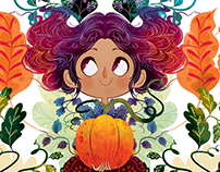 Fundación María José - Sweet Pumpkins Party poster 2014