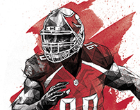 ESPN - NFL Illustrations