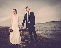 Bryllupsfotograf Horsens og Odder og Alrø
