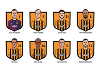 Hull City football squad