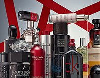 Fragrance and beauty gifts